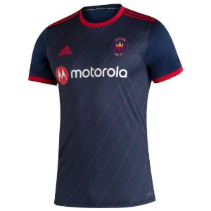 Camisa Chicago Fire I 2020/21 - Masculina