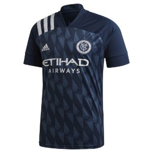 Camisa New York City II 2020/21 – Masculina