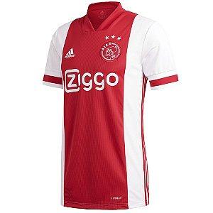 Camisa Ajax I 2020/21 – Masculina