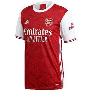Camisa Arsenal I 2020/21 – Masculina