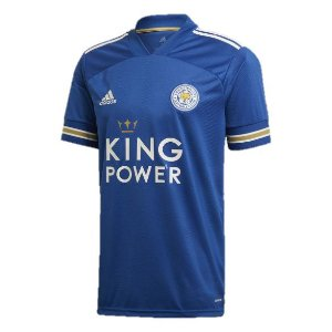 Camisa Leicester City I 2020/21 – Masculina