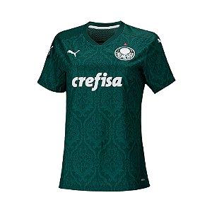 Camisa Palmeiras I 2020/21 - Feminina