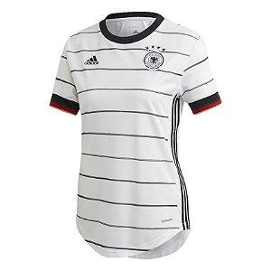 Camisa Alemanha I 2020/21 - Feminina