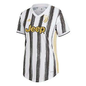 Camisa Juventus I 2020/21 - Feminina