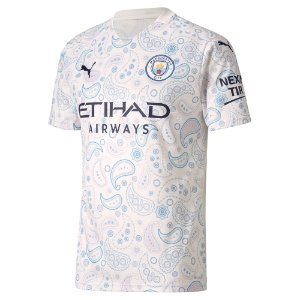 Camisa Manchester City III 2020/21 - Masculina