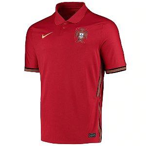 Camisa Portugal I 2020/21 – Masculina
