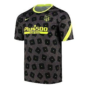 Camisa Atlético de Madrid Treino 2020/21 – Masculina