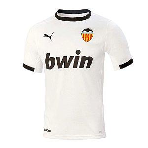 Camisa Valencia I 2020/2021 – Masculina