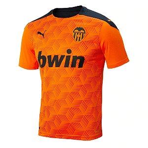 Camisa Valencia II 2020/2021 – Masculina