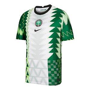 Camisa Nigéria I 2020/21 – Masculina