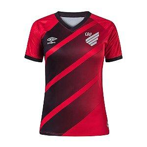 Camisa Athlético-PR I 2020/21 - Feminina