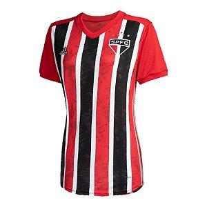 Camisa São Paulo II 2020/21 - Feminina