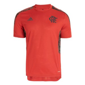 Camisa Flamengo Treino I 2021/22 - Masculina