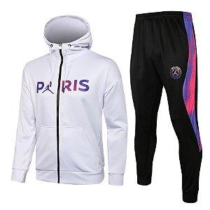 Tracksuit Paris Saint-Germain White 2021/22- Masculino