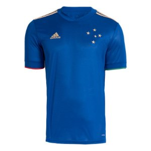 Camisa Cruzeiro I 2021/22 - Masculina