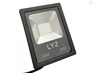 REFLETOR LED LYZ 20W IP65