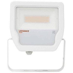 Refletor de Led Bivolt 30W 3000K branco Osram 7012351