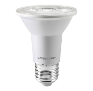 Lâmpada de Led PAR20 7W 2700K Bivolt Clear Save 110.1460