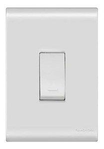 Conjunto Interruptor Simples 10A Liz Tramontina 57170-001