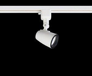 Spot para Trilho Eletrificado DUO PAR-16 DICROICA GU-10 Branco Fosco