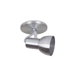 Spot Cone para 1 Lâmpada E27 Lixado SP1915-1