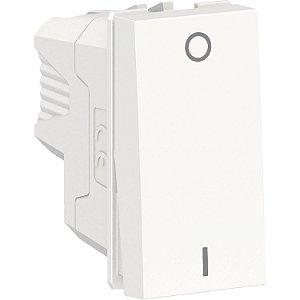 Interruptor Bipolar Simples 10A 250V Branco Schneider Orion S70110204