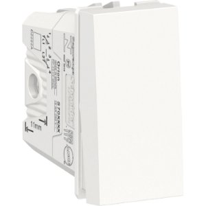 Interruptor Bipolar Paralelo 10A 250V Branco Schneider Orion S70110404