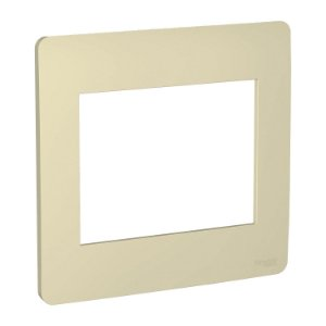 Placa 4x4 6 Postos Horizon Gold Schneider Orion S730203234