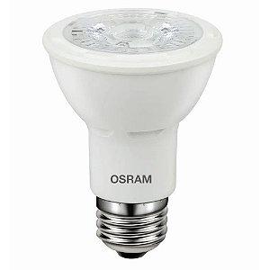 Lâmpada de Led PAR20 6W Luz Amarela 127V Dimerizavel Osram