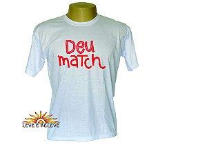 Camiseta Deu match