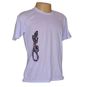 Camiseta masculina Lagarto