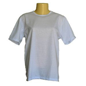 T-shirt em poliéster