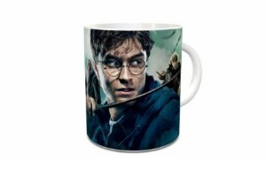 Caneca Harry Potter 325 ml