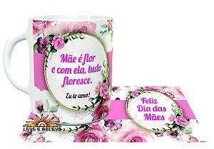 Caneca especial dia das Mães