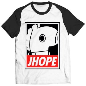 Camiseta BTS BT21 J Hope