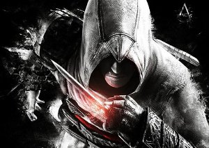 Placa decorativa Assassin's Creed