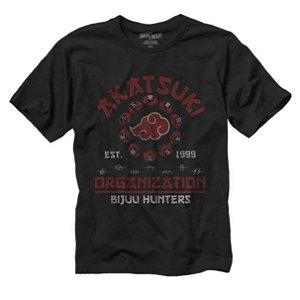 Camiseta Naruto Shippuden Akatsuki