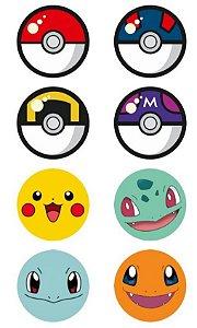 Porta Copo Pokémon