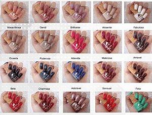 Coleção Blanka - 23 cores
