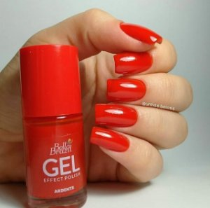 Bella Brazil gel 9ml - Cor ARDENTE