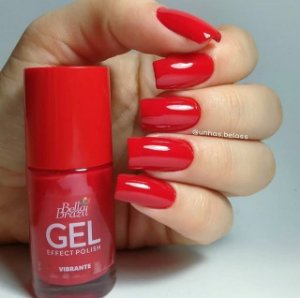 BELLA BRAZIL GEL 9ML COR - VIBRANTE