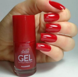 Bella Brazil gel 9ml - Cor PULSANDO