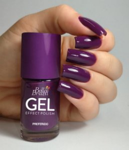 Bella Brazil gel 9ml - Cor PREFERIDO