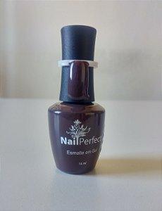 Esmalte em gel Nail perfect 14ml cor -  25 Brown