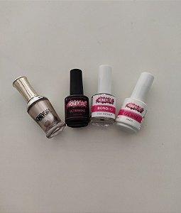 Kit Blindagem Honey Girl - 4 produtos