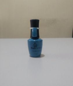 Esmalte em gel Nail perfect 14ml cor - Blue 15