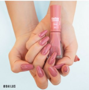 Dailus Cremoso 8ml - Cor ROSE