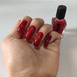 Top Coat Red - Blanka Pró