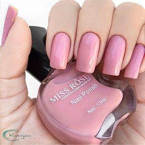 Miss Rôse Cremoso 13ml - Cor 85