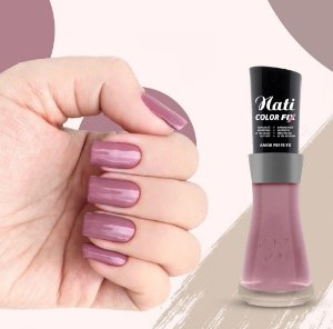 Nati Color Fix 8ml - Cor AMOR PERFEITO